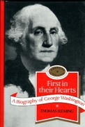 Online antikvárium: First in their Hearts. A  Biography of George Washington