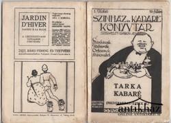 Tarka kabaré (Medgyaszay-esték II.)
