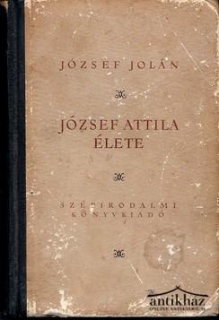 József Attila élete