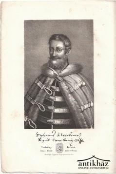 A magyar nemzet napjai a mohácsi vész után. Első kötet. I-III. füzet + 3 metszet