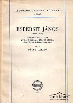 Espersit János (1879-1931)