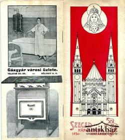 Szeged Három ország határán 1930.