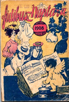 Fidibusz naptár 1908-ra