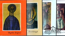 Vajda Lajos, Gvadányi, Fónyi, Koszta (4 db)
