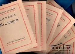 A Gondolkodó magyarok sorozat 7 db füzete