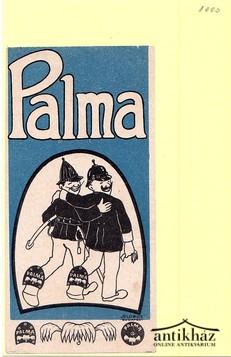 Palma. Számolócédula