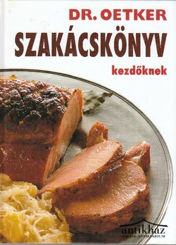 Szakácskönyv kezdőknek