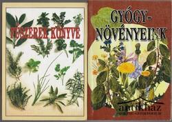 Gyógynövényeink ; Fűszerek könyve (2 db)