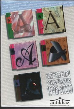 Szegedi művészek 1995-2000