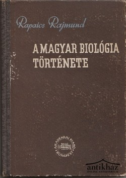 A magyar biológia története