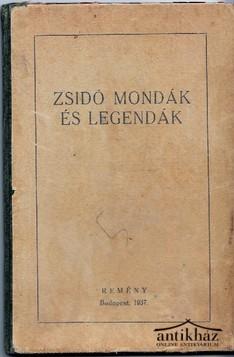Zsidó mondák és legendák