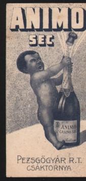 Animo Sec.Pezsgőgyár R.T. Csáktornya