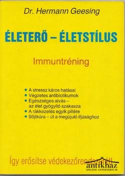 Életerő-életstílus: Immuntréning