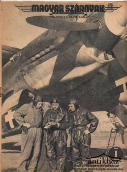 Magyar szárnyak 1944. febr. 1. (VII. évf. 3. sz.)