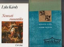 Namzeti romantika. Magyar művészet 1850-1867 ; Kisebb világok (Napló)