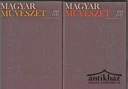 Magyar Művészet 1919-1945 I-II. kötet