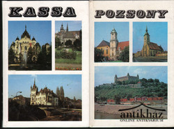 Városkalauz/ Pozsony és Kassa (2 mű/