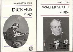Dickens világa + Walter Scott viága (82 mű)