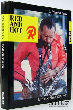 Könyv: Red and hot. Jazz in Russland von 1917-1990