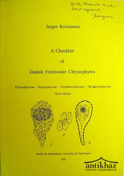 Könyv: A Checklist of Danish Freshwater Chrysophytes
